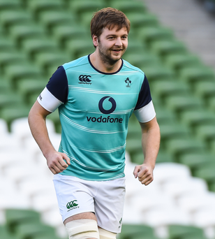 Iain Henderson Photo by Matt Browne/Sportsfile