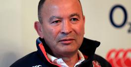 England head coach Eddie Jones Picture: PA