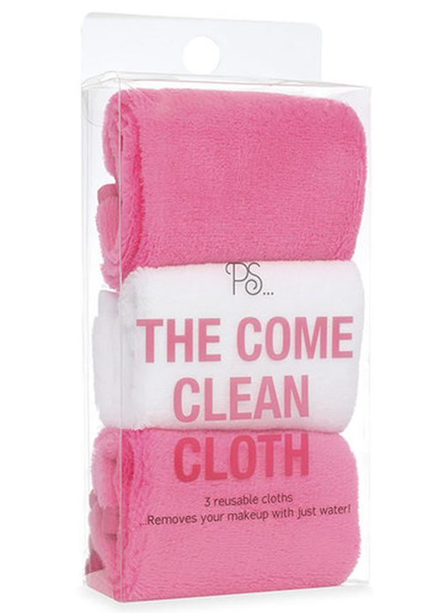 The Come Clean Cloth, €4 at Penneys