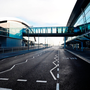 A key part of Ireland's infrastructure, Dublin airport's Terminal 2 was seen as by some as a 'white elephant' when it opened Photo: Aidan Crawley/Bloomberg
