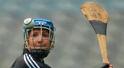 Róisín O'Connell's goal was pivotal in Johnstownbridge's well deserved victory. Photo:: Piaras Ó Mídheach/Sportsfile