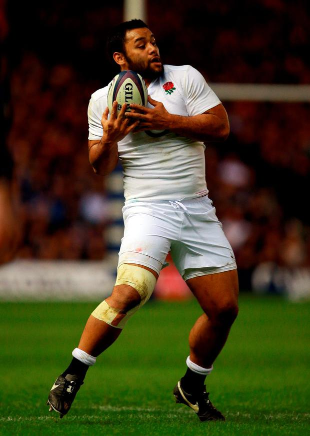 Billy Vunipola appears to have won a recall to England's starting XV. Photo: David Davies/PA