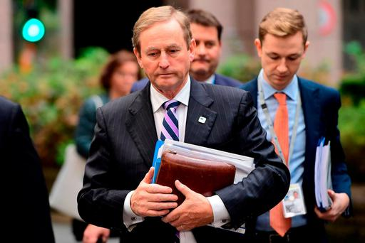 Taoiseach Enda Kenny. Photo: AFP/Getty Images