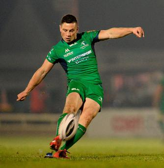 Connacht's John Cooney. Photo: Sam Barnes/Sportsfile