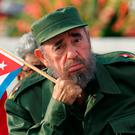 The late Fidel Castro. Photo: Reuters
