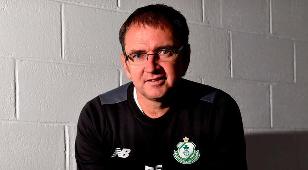 Fenlon has been linked with a Director of Football post, but it's believed that his specific role is to be worked out in final negotiations. Photo: Matt Browne / Sportsfile