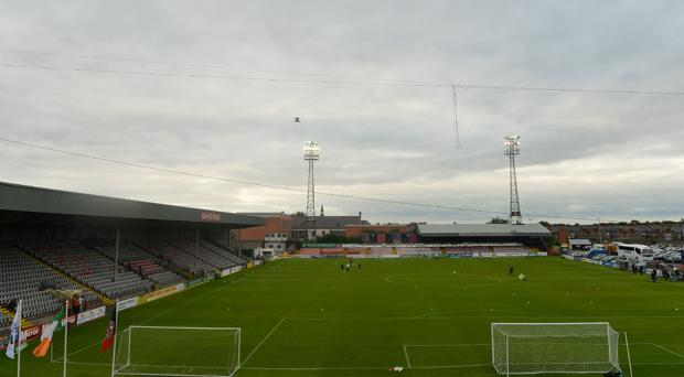Colin Goggin was investigated over an alleged attack on a child at Dalymount Park in 1998