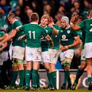 Ireland beat Australia, South Africa and Australia in 2016