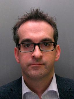 Simon Ball, who has been jailed for 12 years for sexually abusing pupils at his former schools Credit: Cambridgeshire Police/PA Wire