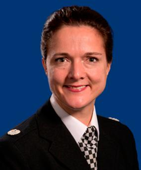 Rebekah Sutcliffe, Assistant Chief Constable, Greater Manchester Police Credit: Chris Oldham/GMP/PA Wire.