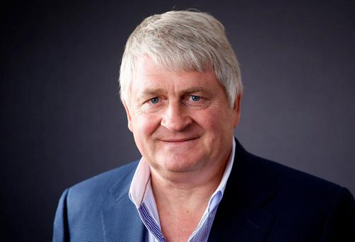 Media tycoon Denis O'Brien. Photo: Bloomberg