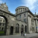 The Four Courts, Dublin