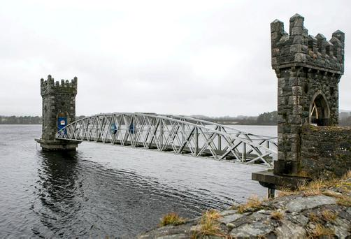 The Vartry Reservoir in Co Wicklow: Irish Water has been granted permission to upgrade the 150-year-old drinking water treatment plant which provides for 200,000 people in south Dublin and north Wicklow. The project is expected to cost up to €100m, with the three-year construction expected to begin late next year.