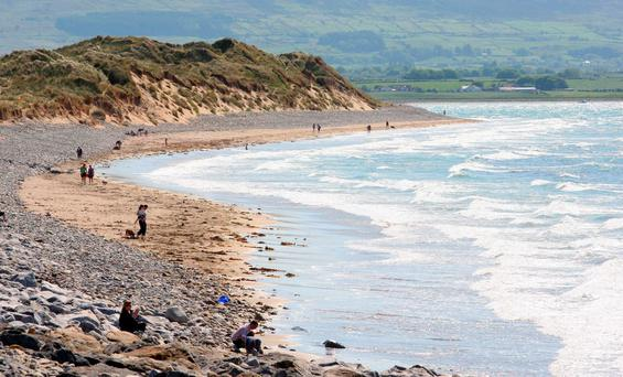 'Who doesn't want clean and safe drinking water, and beaches where we can swim?' Photo: James Connolly