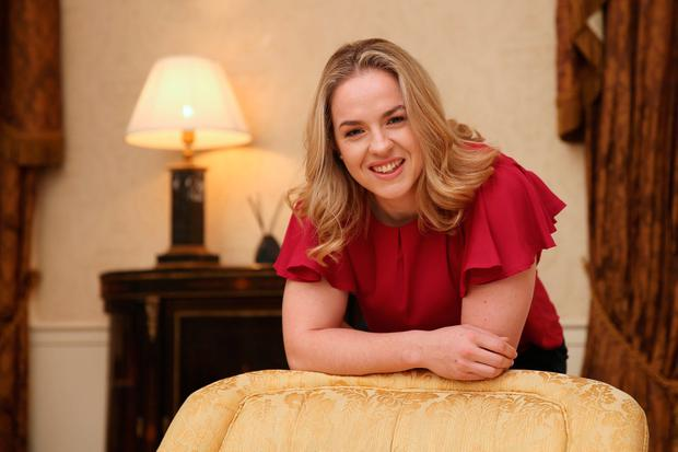 Niamh Briggs says she was consumed with self doubt as a child. Photo: Fran Veale