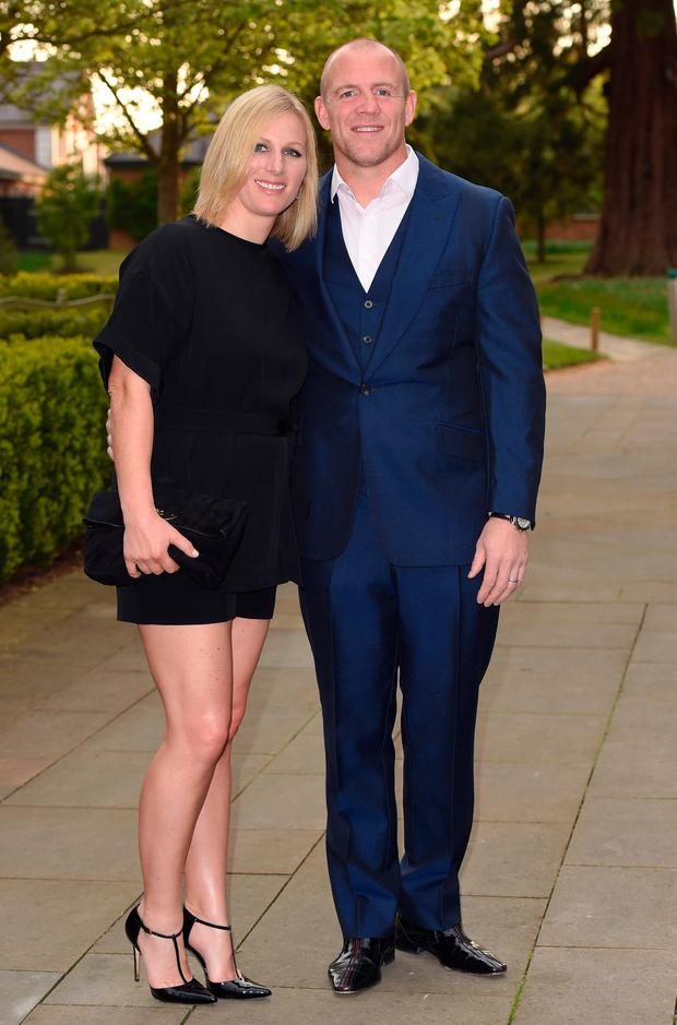 Zara Philips And Mike Tindall Are Expecting Their Second