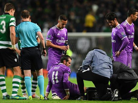 Even though the surgery was a success, the 27-year-old now faces a substantial spell on the sideline which is likely to stretch until March. Getty