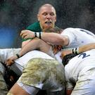 How does the bonus points system allow for differentials in conditions such as a wet and wild day at Aviva?
