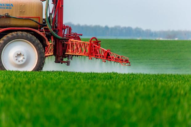 November 26 is the deadline for sprayer testing