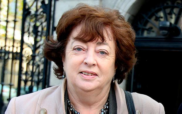 Social Democrats TD Catherine Murphy, whose statement is at the centre of the action. Photo: Tom Burke