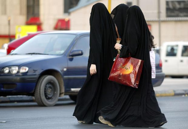 Saudi Arabia is the only country in the world that forbids women drivers. Photo: GETTY