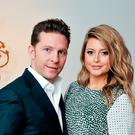 Property tycoon Nick Candy with his wife, former 'Neighbours' star Holly Valance. Candy is being sued by a former friend