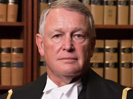 Justice Robin Camp (Photo: Federal Court of Canada)