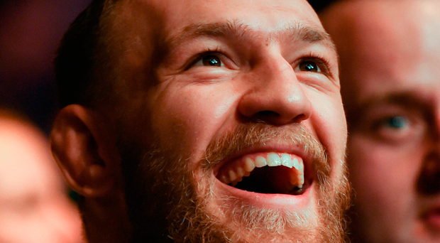 Conor McGregor has been granted a boxing license Photo: David Fitzgerald/Sportsfile