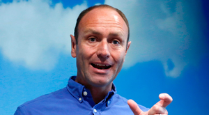 Ryanair chief marketing officer Kenny Jacobs. Photo: Bloomberg