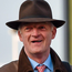 Trainer Willie Mullins: