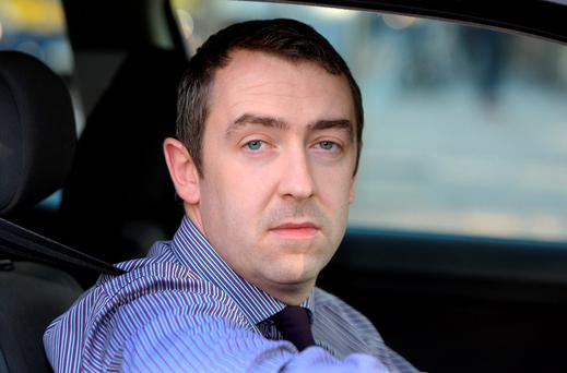 Mr McKay was forced to step down following claims he had advised loyalist Jamie Bryson ahead of his session before a committee investigating the sale of Nama's Northern Ireland Project Eagle portfolio. Photo: Tom Burke