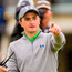 Paul Dunne and Charl Schwartzel share a six-under par lead after the first round of the Alfred Dunhill Championship. Photo: Sportsfile