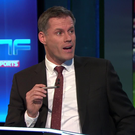 Jamie Carragher's Twitter spat with Leicester's Danny Simpson has been rumbling for months
