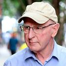 Pat Hickey: bail loan. Photo: Steve Humphreys