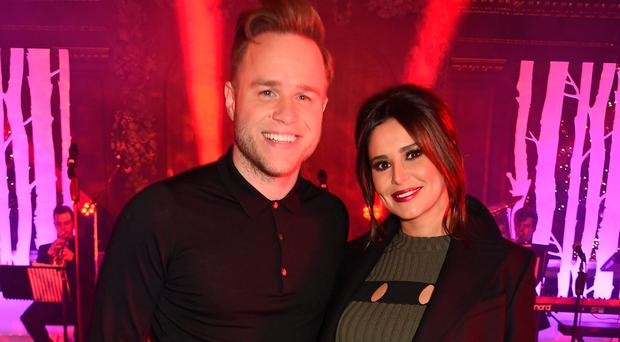 Olly Murs and Cheryl attend the Fayre of St James's hosted by Quintessentially Foundation and the Crown Estate in aid of Cheryl's Trust in support of The Prince's Trust on November 29, 2016 in London, England. (Photo by David M. Benett/Dave Benett/Getty Images)