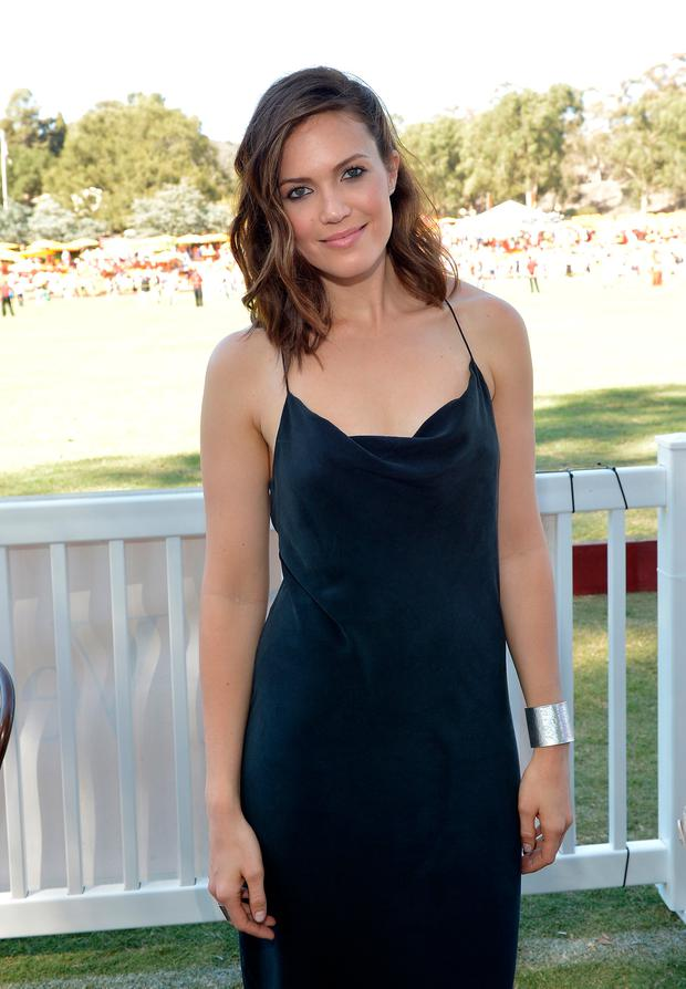 Actress Mandy Moore attends The Fourth-Annual Veuve Clicquot Polo Classic, Los Angeles at Will Rogers State Historic Park on October 5, 2013 in Pacific Palisades, California. (Photo by Charley Gallay/Getty Images for Veuve Clicquot)
