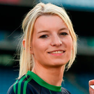 Foxrock Cabinteely captain Sarah Brophy Photo: Matt Browne/Sportsfile