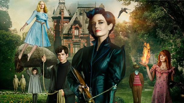 Miss Peregrine's Home for Peculiar Children - from Tim Burton's film of Ransom Riggs's book