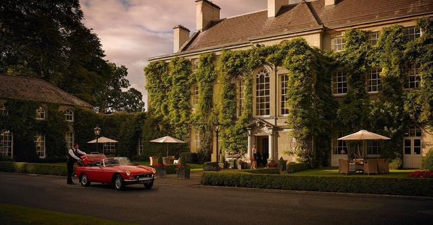 The luxury Mount Juliet hotel and golf centre was bought for €15m by Emmet O'Neill and Tetrarch Capital in 2014