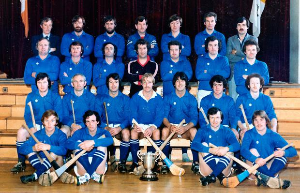 The Crumlin team who won the Leinster SHC in 1980. Photo: Gerry Mooney