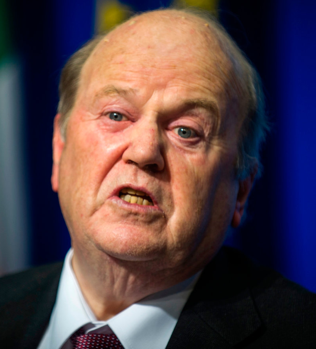 Finance Minister Michael Noonan Photo: Doug O'Connor