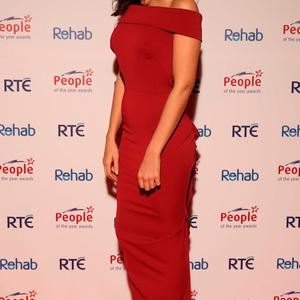 Nadia Forde at the 2016 Rehab People of the Year Awards at Citywest Hotel. Picture: Robbie Reynolds