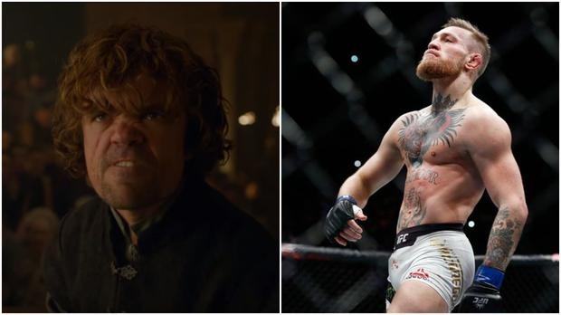 Dana White confirms Conor McGregor will appear in Game of ...