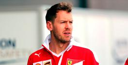 Vettel: linked with Mercedes. Photo: PA