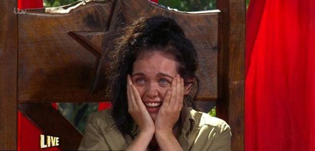 Scarlett Moffatt on I'm A Celebrity/ITV