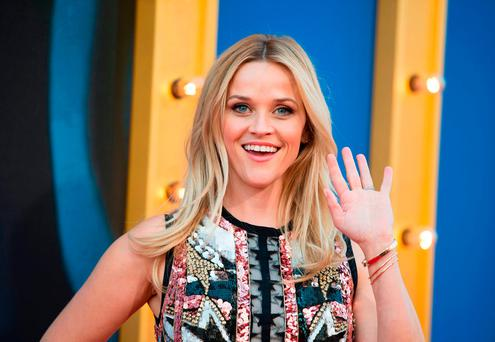 Actress Reese Witherspoon attends the Universal Studio premiere of