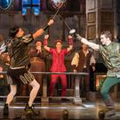 Robin Hood panto at The Gaiety