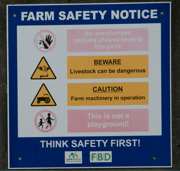 Is it time to penalise farmers over farm safety?
