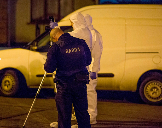 Gardaí appeal for witnesses after Dublin shooting leaves man in critical condition