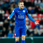 Jamie Vardy's poor form this season has mirrored Leicester's slump. Photo: Ian MacNicol/Getty Images